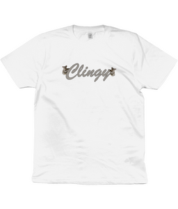 Clingy Unisex T-Shirt