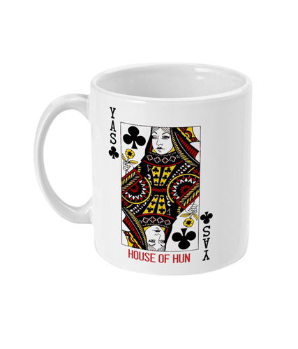 Yas Queen of Clubs Mug