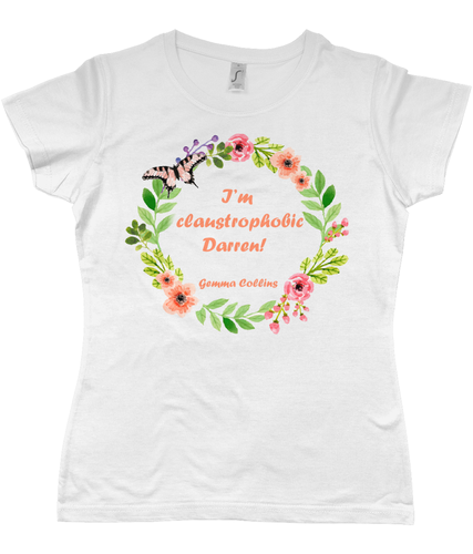 Facing Fears Women's T-Shirt