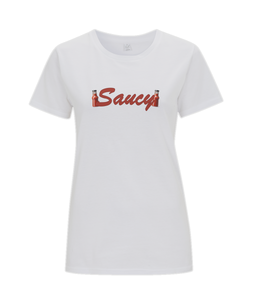 Saucy Women's T-Shirt