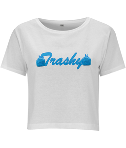 Trashy Cropped T-shirt