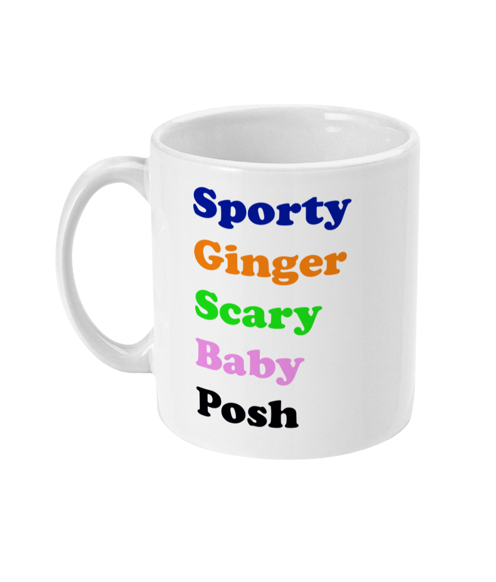 Spice Girls Mug