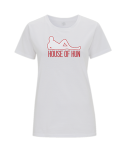 House of Hun logo Women's T-Shirt