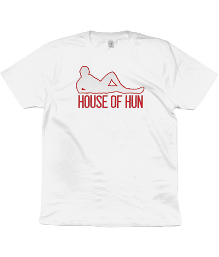 House of Hun logo t-shirt