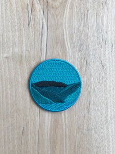 Distillerie du Fjord / ÉCUSSON - PATCH
