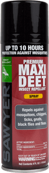 Maxi-Deet® Topical 4oz Spray Insect Repellent