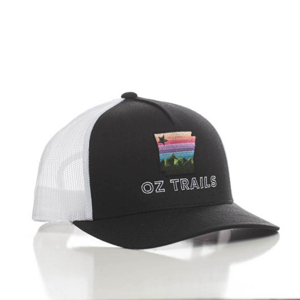 OZ Trails Trucker Snapback