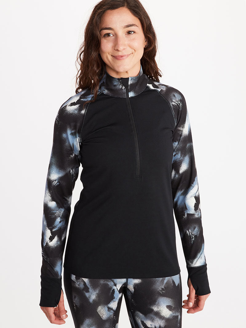 Women's Baselayer 1/2 Zip