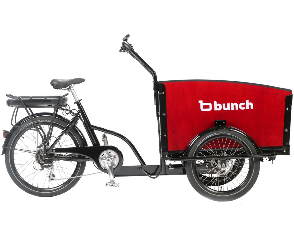 The Original - Family Cargo Bike - Electric