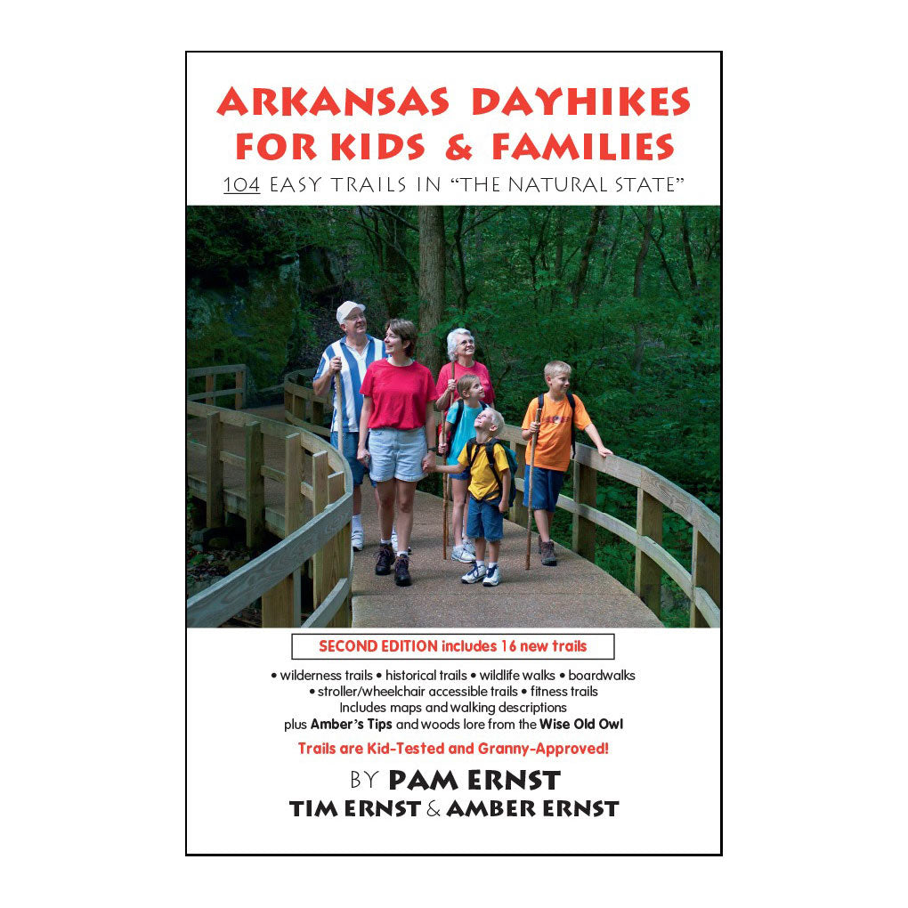 Arkansas Dayhikes for Kids & Families