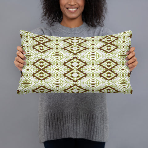 The African Accordion Basic Pillow - Cushify