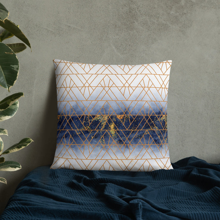 The Stardust Map Basic Pillow - Cushify