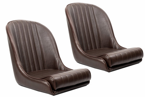 Tabaco vintage collection low back seats standard pleat