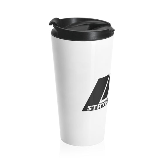 Stainless Steel Travel Mug - strykerhotrod