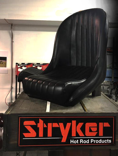 Standard Pleat Seats - strykerhotrod