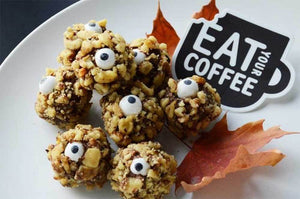 Caffeinated Cookie Monsters | Eat Your Coffee