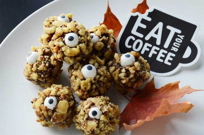 Caffeinated Cookie Monsters