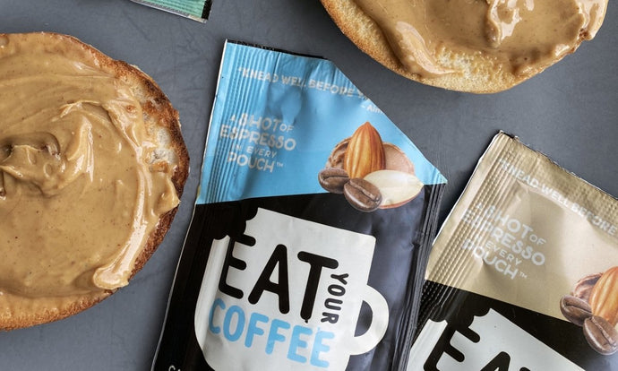 Our 5 Favorite Caffeinated Nut Butter Snacks