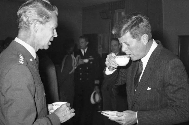 Presidential History on Coffee