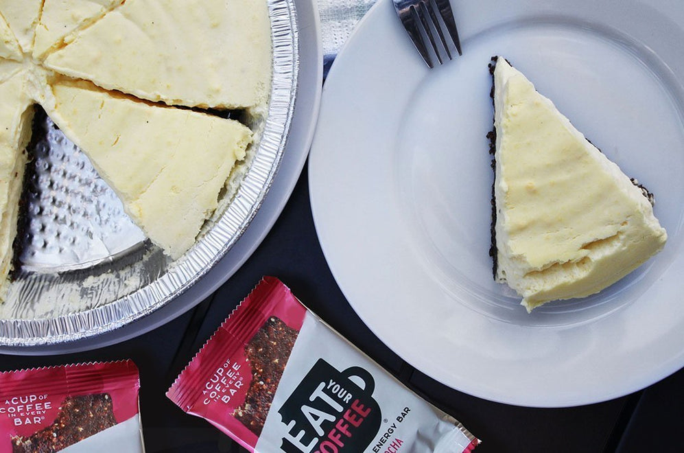 Recipe: Cold Brew Coffee Pie