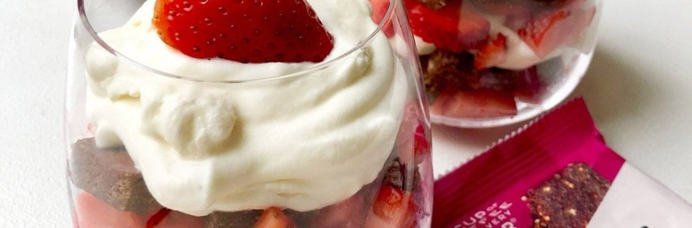 Recipe: Fudgy Mocha Strawberry Trifle | Eat Your Coffee