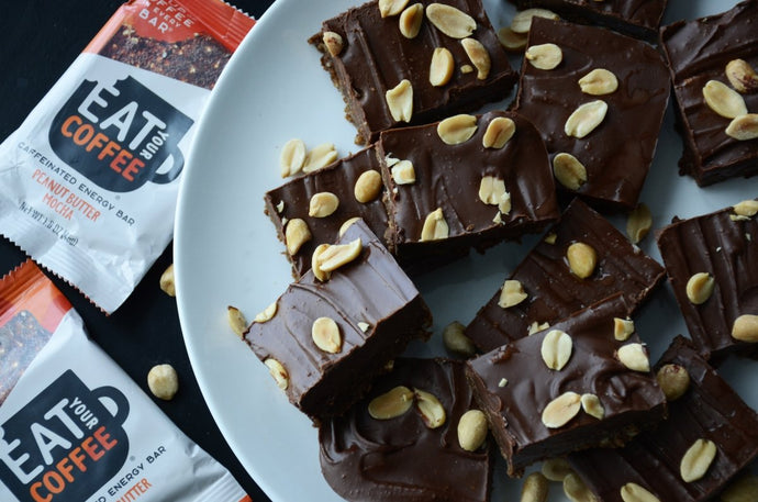 Recipe: Peanut Butter Mocha Bars