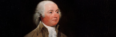 painting of john adams