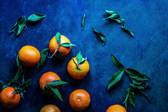 Oranges for caffeine jitters