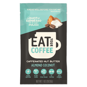 Almond Coconut (Pre-order) - Eat Your Coffee - Nut Butters