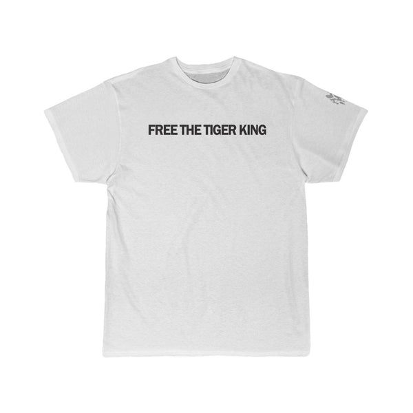 FREE The TIGER KING Men's Short Sleeve Tee