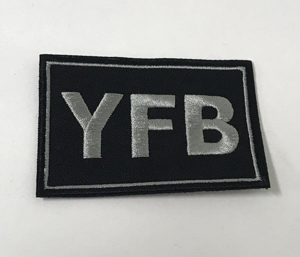 "YFB Patch 2""x3"""