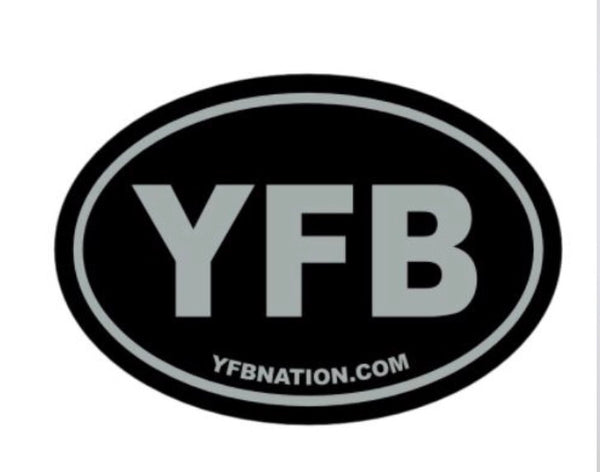 YFB Decal black