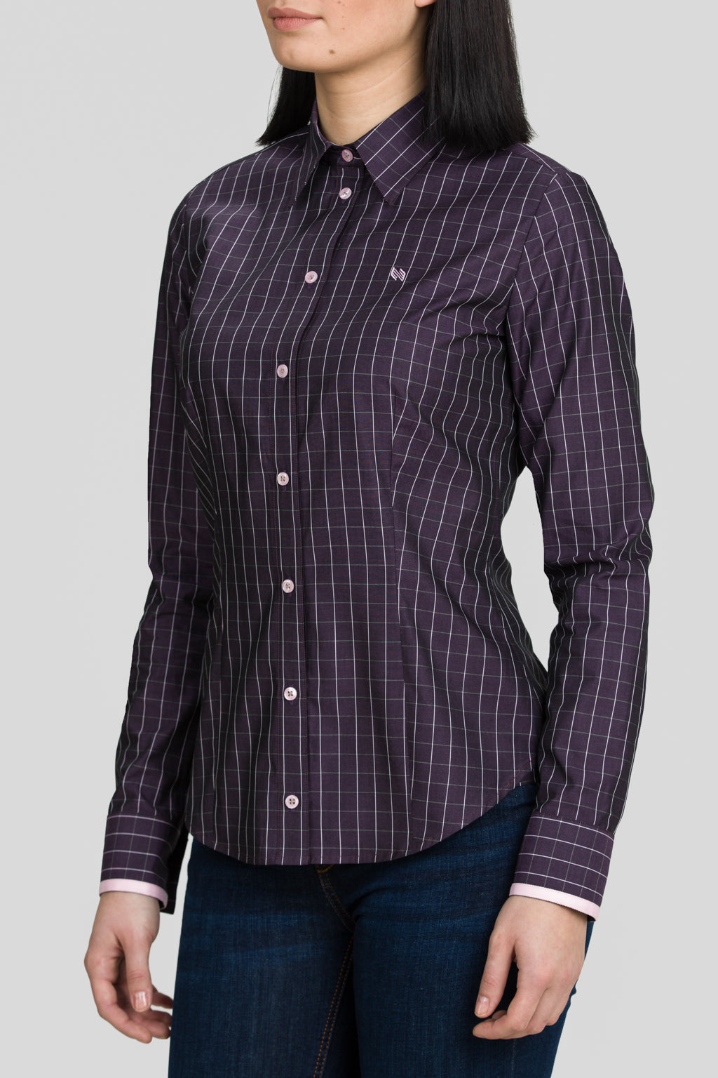 FRIGG ORIGINAL SLIM FIT SHIRT - UPDATED PATTERN W/WIDER WAIST