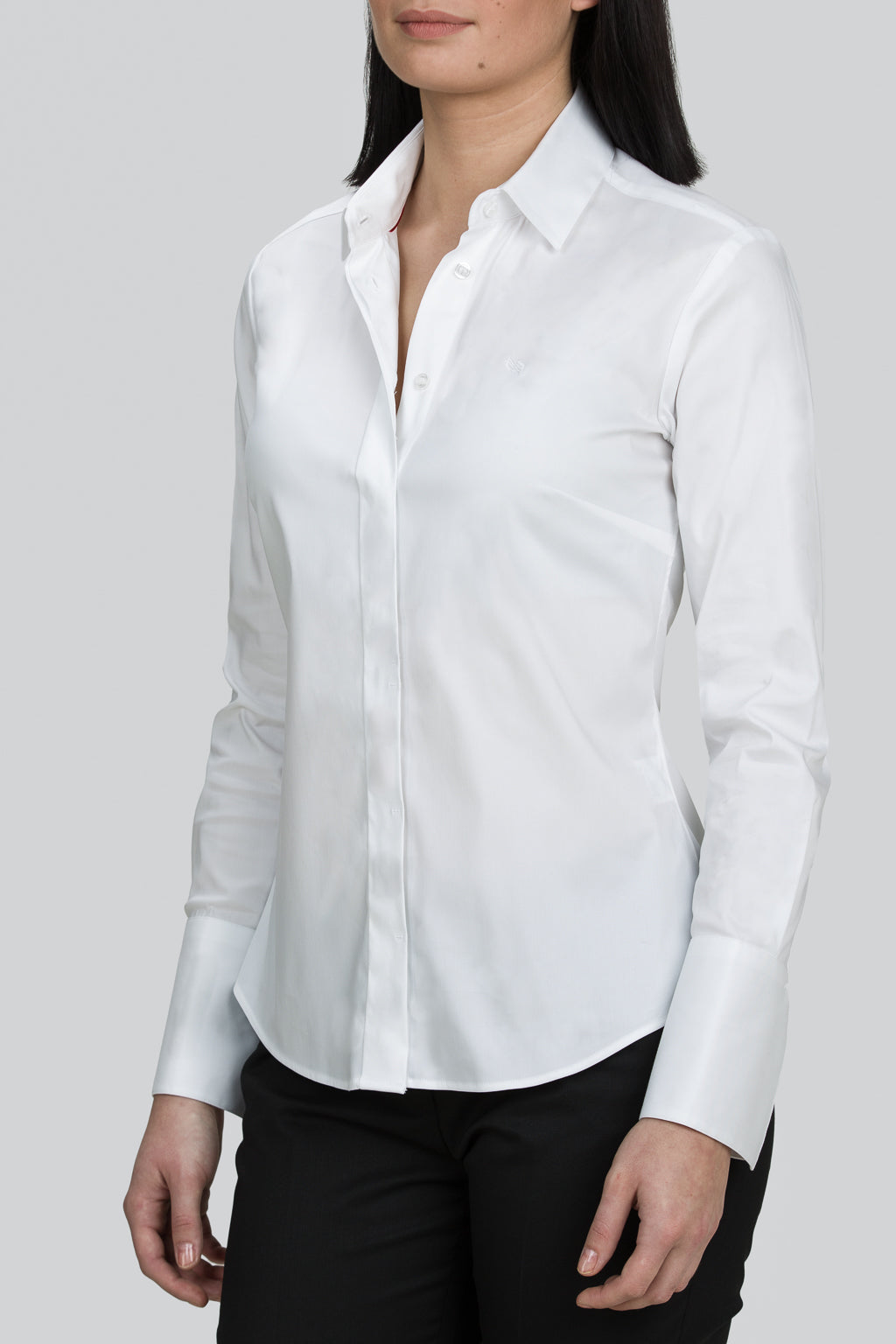 BJÖRT CLASSIC SEMI FITTED SHIRT W/FLY PLACKET