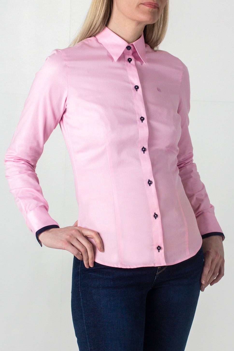FRIGG ORIGINAL SLIM FIT SHIRT W/EDGE DETAIL