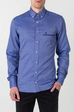 FREYR MODERN BUTTON DOWN SHIRT