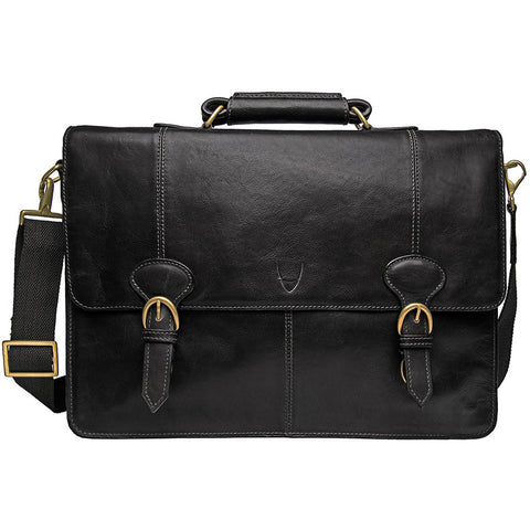 Hidesign Parker 17in Briefcase
