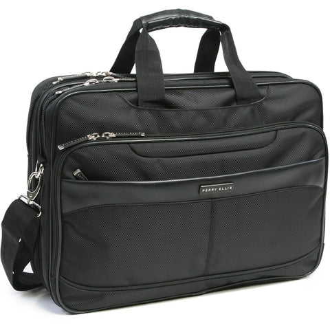 Perry Ellis Laptop/Tablet Business Briefcase