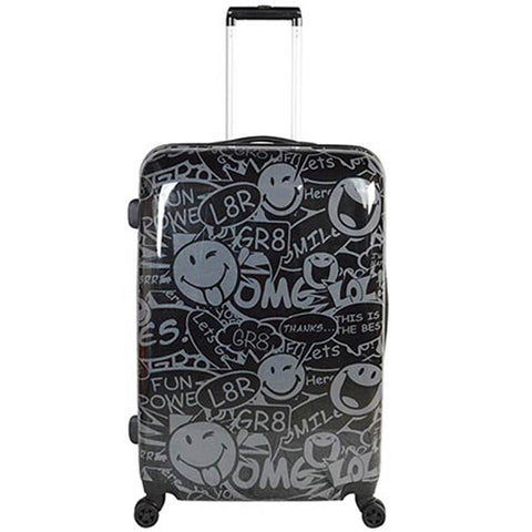 ATM Luggage Smiley World Stealth 22