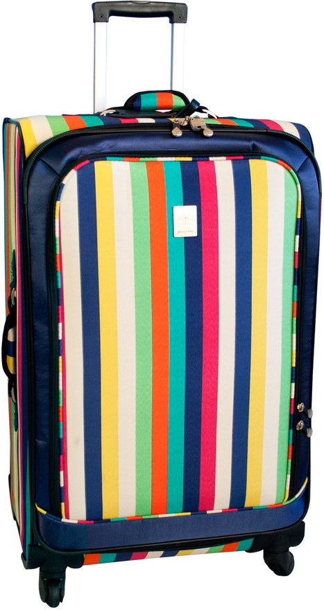 Jenni Chan Multi Stripes 28in Upright Spinner