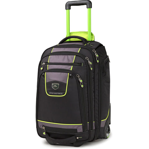 High Sierra Pro Series Wheeled Carry On Boot Bag