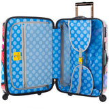Britto Hearts Carnival 3 Piece Expandable Spinner Set