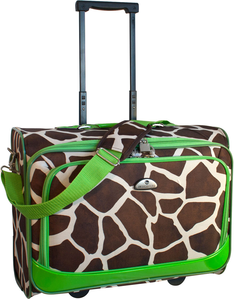 American Flyer Animal Print Underseater