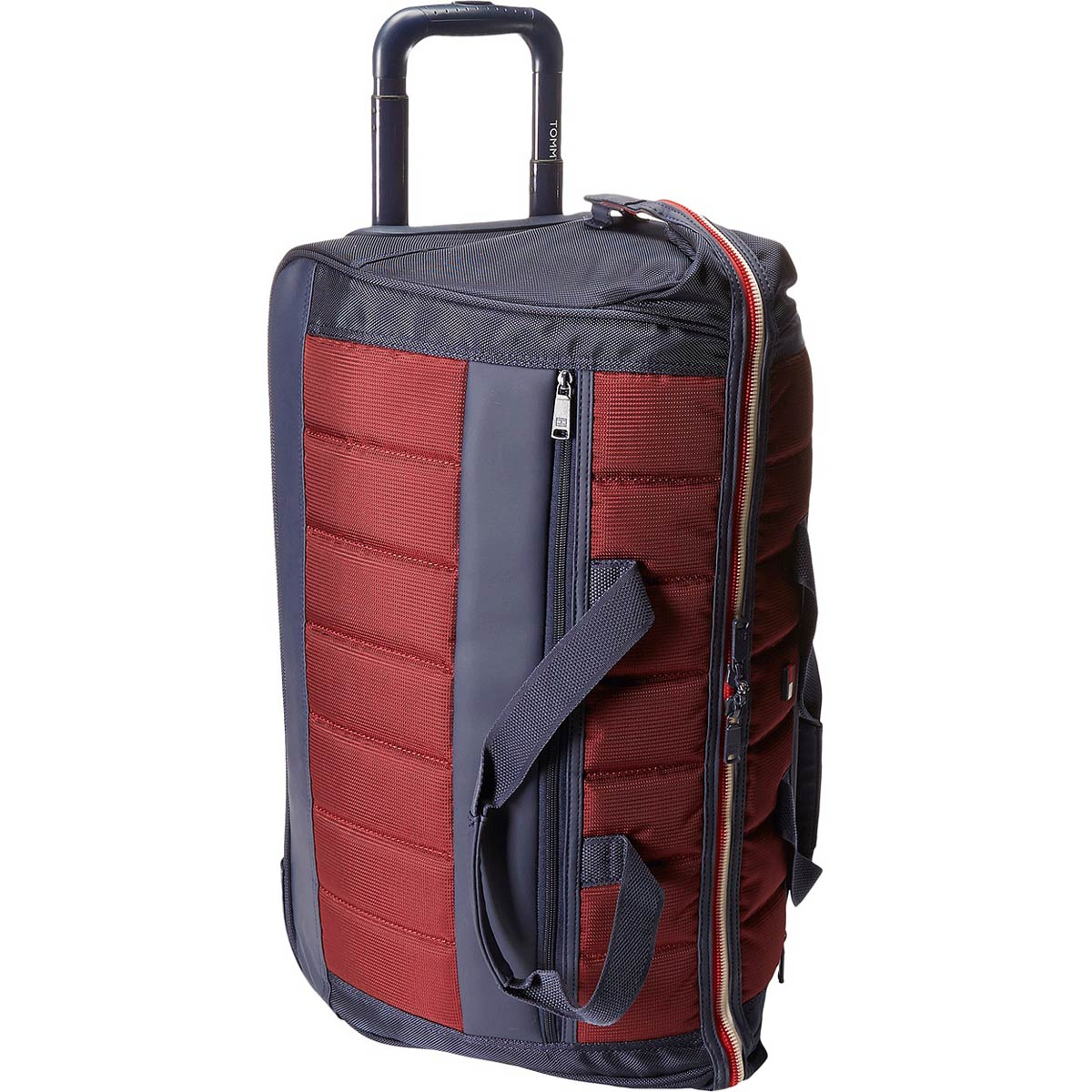 Tommy Hilfiger Classic Sport 22in Wheeled Duffel