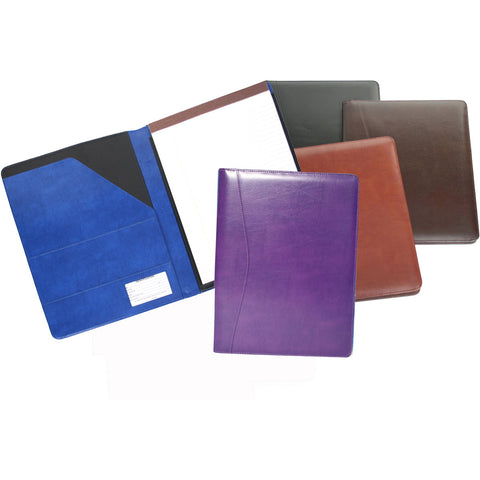 Royce Leather Executive Writing Padfolio Document