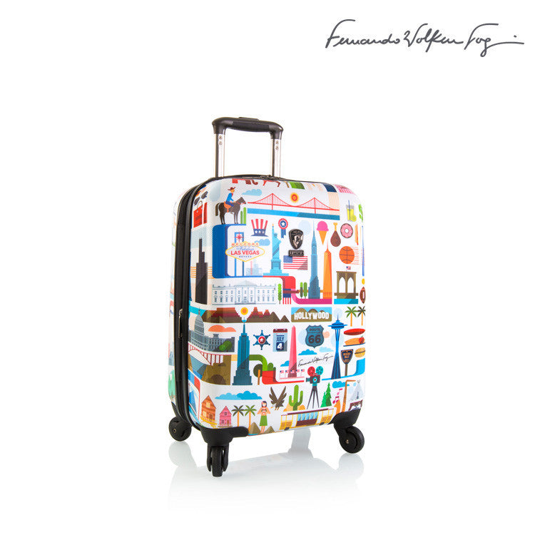 Fernando by Heys FVT USA 21in Expandable Spinner