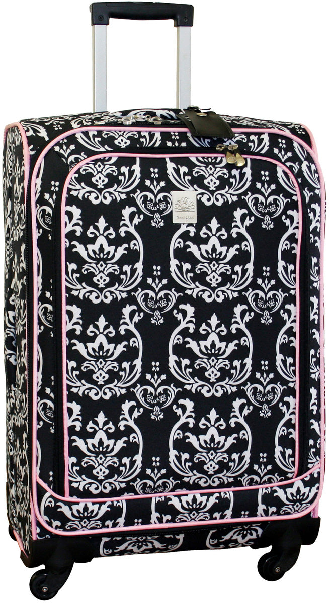 Jenni Chan Damask 25in Upright Spinner
