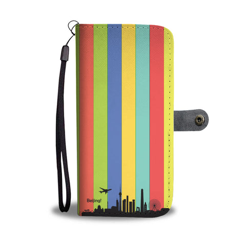 Beijing Collection - Travel Experts Rfid Wallet
