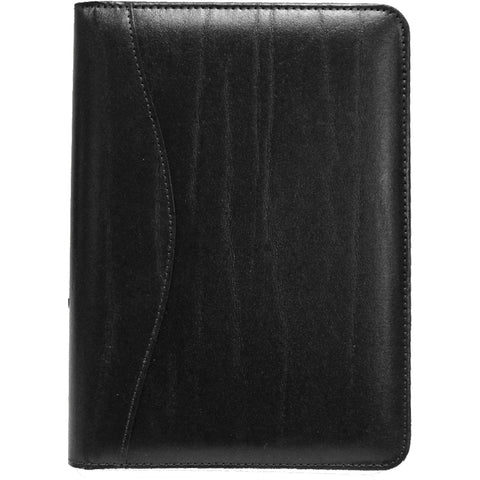 Royce Leather Compact Writing Portfolio Organizer