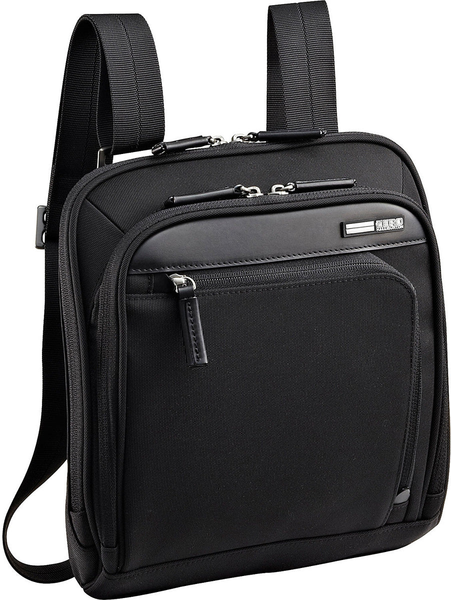 Zero Halliburton Profile Shoulder Bag